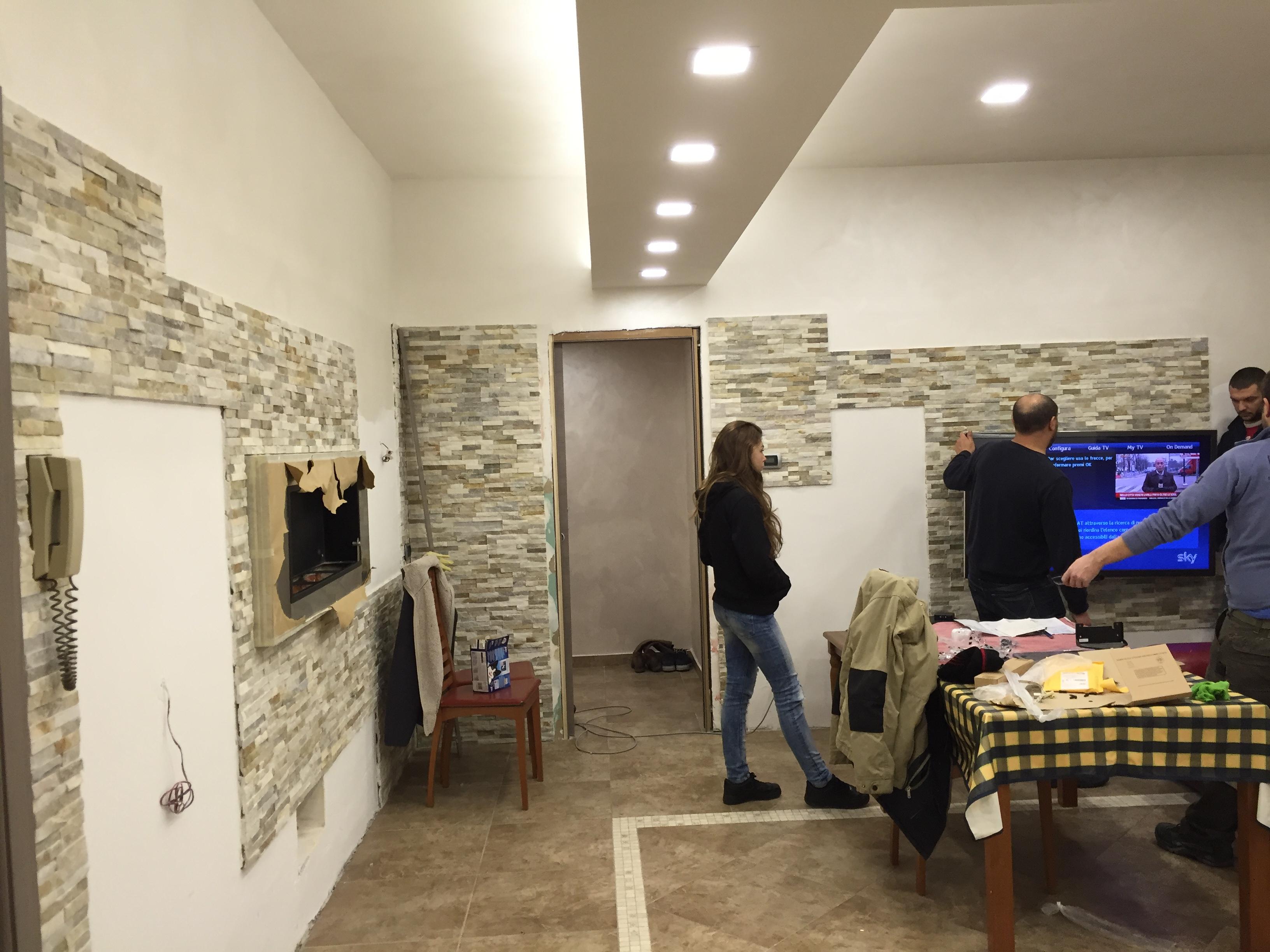 parete attrezzata milano lodi crema