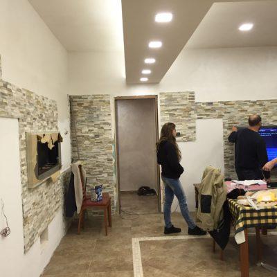 cartongesso milano valorizzare il corridoio con il cartongesso