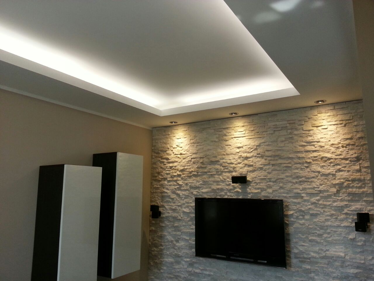 controsoffitto led