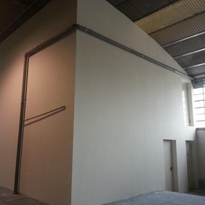 parete divisoria milano cartongesso