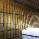 parete cartongesso antincendio. rei 120